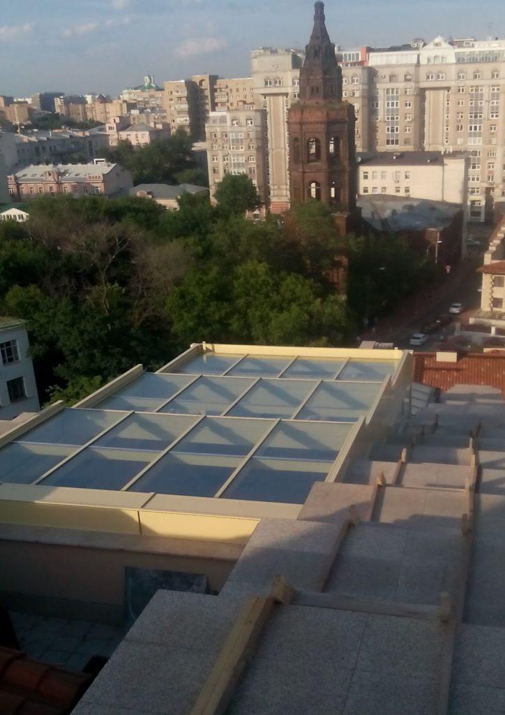 sliding roofs
